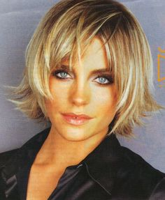 Résultat d'images pour Short Flippy Shag Hairstyles