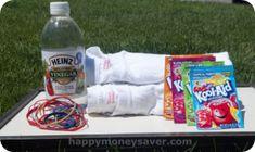 Summer Fun Activities on A Budget | Tie Dye Shirts #cheap #summer #fun