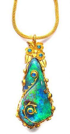 Carolyn Tyler Jewelry - Fine Gold Jewelry