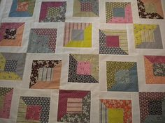 A Quilting Life - a quilt blog: Hope Valley Quilt