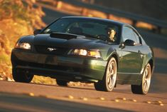 National Mustang Day: Ford celebrates anniversary of world's top sporty car Ford Mustang Bullitt, 2002 Ford Mustang, Ford Mustang Convertible, Green Mustang, Mustang Girl, Pony Car, Child Syndrome, Vehicles, Red Carpet