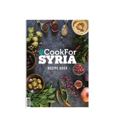 A month long celebration of Syrian cusine in aid of the largest humanitarian crisis of our time.