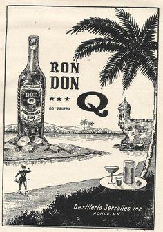 Ron Don Q es el producto estrella de la Destilería Serrallés, fundada por Juan Serrallés Colón en el pueblo de Ponce en el año 1865. Su fech...