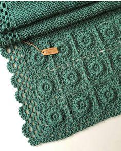 Gilet Crochet, Crochet Vest Pattern, Crochet Granny, Crochet Scarves, Crochet Shawl, Crochet Clothes, Knit Crochet, Shawl Patterns, Knitting Patterns
