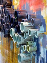 Reaproveitamento de latas de tintas