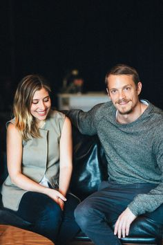 Hot Guy/Cold Drink: Moscow Mules and Marriage Talk With Joel Kinnaman  - ELLE.com