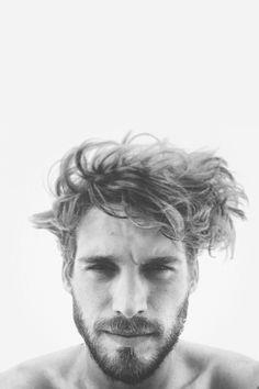 #beard #messyhair