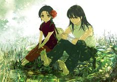 Young Shunrei & Shiryu