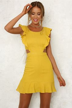 That's why we're hooking you up with the latest trends and fashion with our versatile range of day dresses, catering to every mood. Let us make your day, shop Hello Molly day dresses. Women's Dresses, Cute Dresses, Dress Outfits, Casual Dresses, Fashion Dresses, Cute Outfits, Short Sleeve Dresses, Casual Outfits, Dresses Online