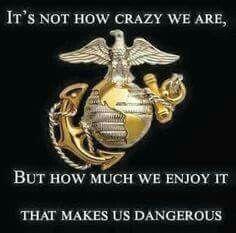 USMC, God bless these motherfuckers Marine Corps Quotes, Marine Corps Humor, Usmc Quotes, Us Marine Corps, Quotes Quotes, Crush Quotes, Qoutes, Life Quotes, Us Marines