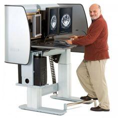 Equipo de Radiologia - Table CT15 for Radiology medicos http://ergotronmexico.mx Anthro Carl's
