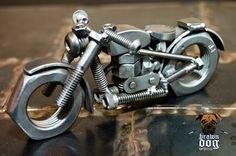 Brown Dog Welding's Incredible Hardware Sculptures