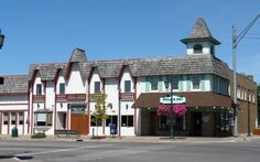 Gaylord, MI  Downtown