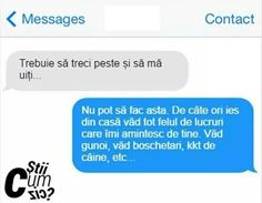 Sad Girl, Romania, Haha, Messages, Humor, Memes, Funny, Quotes, Jokes