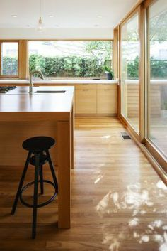 Kitchen.  Corey Martin, architect. THA Architecture.