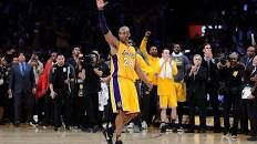 Kobe Bryant final game scores 60 points and Lakers Win