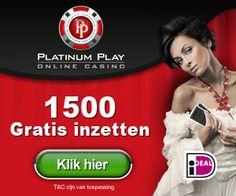 Platinum Play #onlinecasino is het uitrollen van de rode loper uit voor de feestdagen met de prachtige promotie Feestelijke Frenzy.