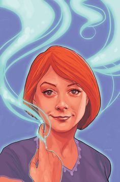 Willow - Buffy the Vampire Slayer by Phil Noto