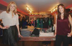 Crush Boutique Boston - rebecca hall laura macris