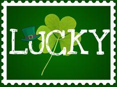 St. Patrick's Day - lucky!    http://4.bp.blogspot.com/-AM3V7d5sMyU/Tz8w2KYq3HI/AAAAAAAAFow/B4VSKzJd9Ak/s1600/St+Patricks+Day5x7-1.JPG
