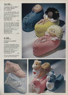 cute slippers - 1984