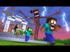 Monster School : SIREN HEAD RIP WITHER GIANT APOCALYPSE ATTACK ESCAPE - Minecraft Animation - YouTube Minecraft School, Minecraft Houses, Monster School, Head Games, Car Themes, Minecraft Creations, Best Luxury Cars, Sirens, Guinea Pigs