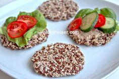 Сыроедческие хлебцы-крекеры. самый простой рецепт, фото