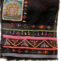 Rabari Shawl - textile from India