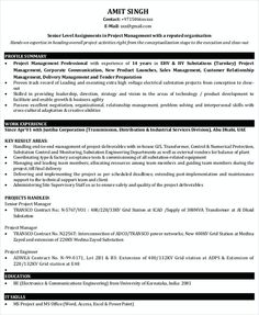 Resume template Project Manager resume template Sample , Professional Manager Resume , Applying for a job without a great resume is a lie. Read our article about making good professional manager resume that you can implement in another kind of resume you want.