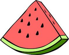 Image result for watermelon Sooo Cute to not post! >o<