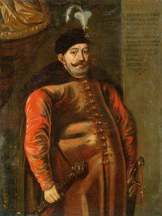 Krzysztof książę Radziwiłł / Партрэт Крыштапа Радзівіла (Kryštap Radzivił) XVII век National Art Museum of Belarus