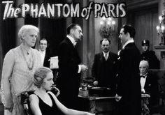 The Phantom of Paris(1931) 8/10+ - 7/29/15