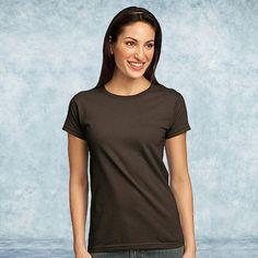 Port & Company Ladies Organic Cotton T-Shirt-LPC50ORG