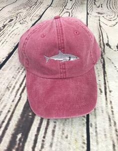 Shark baseball hat Shark baseball cap Pigment by CosyDesignscd