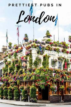 The best pubs in London come in all shapes and styles, and this guide will help you find the right one for your tastes and preferences.