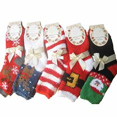 Deer Mum Women's Winter Coral Fleece Christmas Topic Warm Socks 5 Pairs Deer Mum http://www.amazon.com/dp/B00OXJ70YI/ref=cm_sw_r_pi_dp_Pe4wvb1PJ4PAW