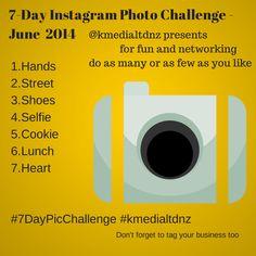 Coffee, Social Media & More Coffee: June 2014 Instagram Photo Challenge