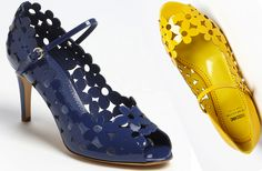 Moschino Cheap (ha!) and Chic shoes