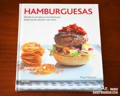Hamburguesas de Paul Gayler. Libro