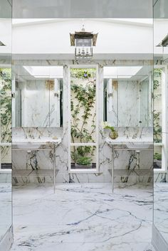 Eclectic Bathroom in Los Angeles, CA by Madeline Stuart & Associates