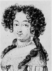 Hurluberlu (scatterbrain) hairstyle, ca. 1671.