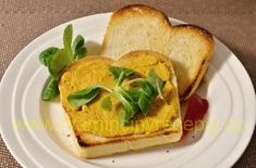 Pomazánka z červené čočky – Maminčiny recepty Avocado Toast, French Toast, Breakfast, Food, Morning Coffee, Essen, Meals, Yemek, Eten