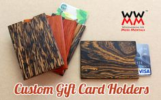 DIY Wooden Gift Card Holders from WWMM.  #SteveRamsey http://woodworking.formeremortals.net/2015/11/wood-gift-card-holders/ #freepatternsforwoodworking #scrollsawpatternsandprojects #scrollsawpatterns #freetemplates (donations happily accepted) #scrollsawplans #DIYwoodengifts  #holidays #giftcardholder #scrapwood #woodworking #freeprintables  #woodenprojects #router  #tablesaw https://youtu.be/Rbdz9pjd1Wk