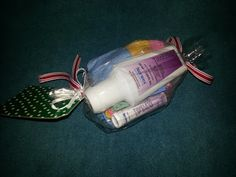 Holiday Gift Giving with Norwex - Norwex Holiday Travel Pack - Regular $37.97; November Special $33.99 Travel Pack of Enviro Cloths, Timeless Lip Balm, Timeless Natural Hand ...