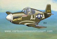 P-51B 'Ding Hao', Major James Howard, 356th Fighter Squadron, Essex, UK, 1944