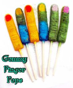 finger pops