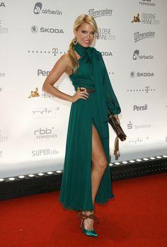 Sylvie Meis Style - September 2011