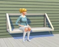 Mod The Sims - Balsa Seat