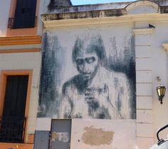 Calle Balcarce, Buenos Aires. Argentina