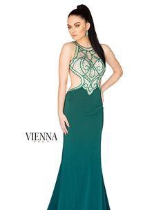 Available in emerald and royal Mori Lee, Vienna, Homecoming, Emerald, Formal Dresses, Unique, Style, Fashion, Moda
